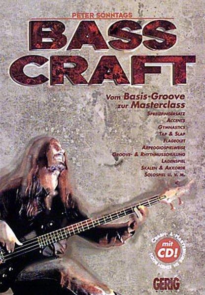 Bass Craft. Inkl. CD als Buch