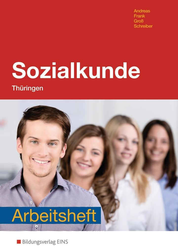 Sozialkunde. Arbeitsheft. Thüringen als Buch