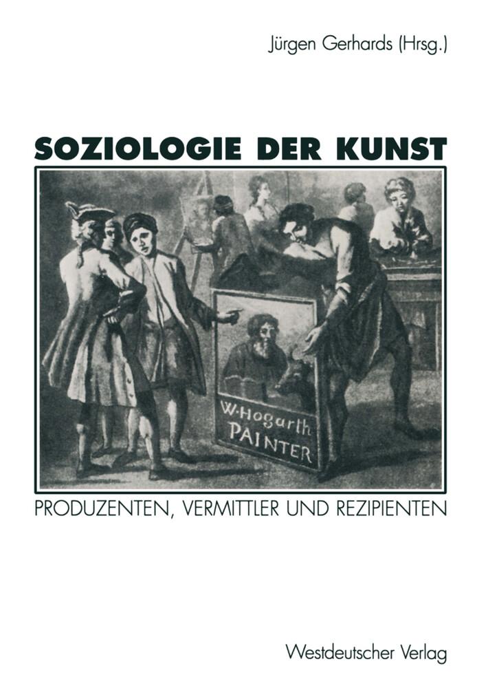 Soziologie der Kunst als Buch