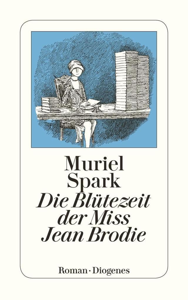 Die Blütezeit der Miss Jean Brodie als Taschenbuch