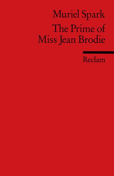 The Prime of Miss Jean Brodie als Taschenbuch