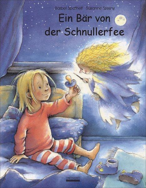 Ein Bär von der Schnullerfee als Buch
