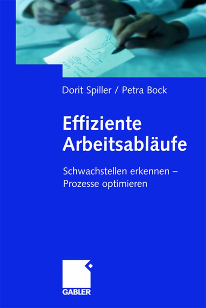 Effiziente Arbeitsabläufe als Buch