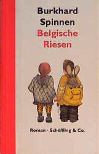 Belgische Riesen als Buch