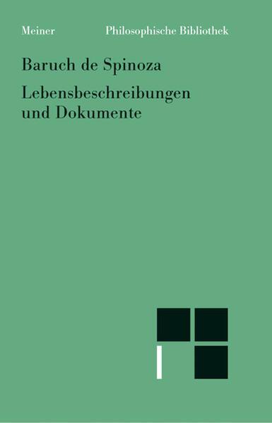 Lebensbeschreibungen und Dokumente als Buch
