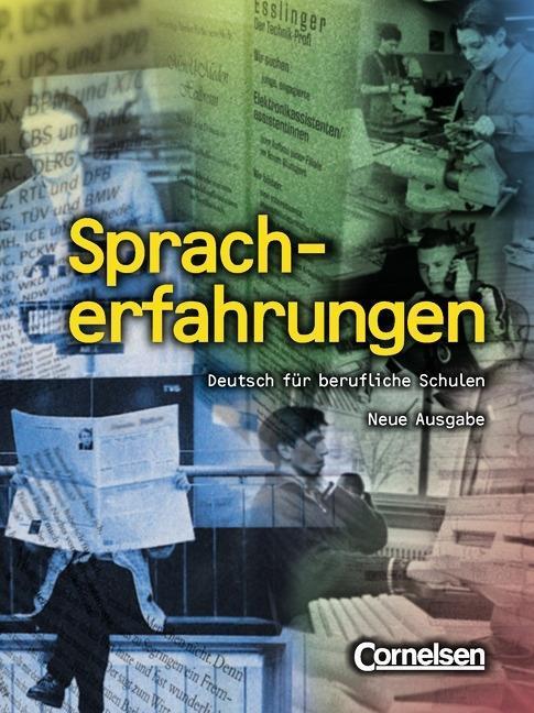Spracherfahrungen. Schülerbuch. Neuausgabe als Buch