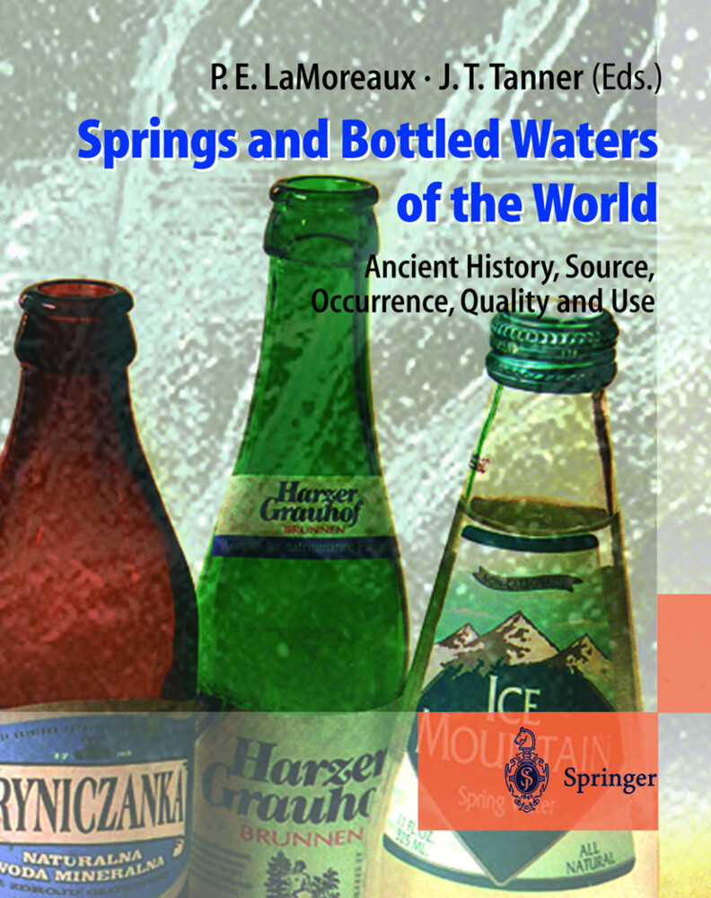Springs and Bottled Waters of the World als Buch