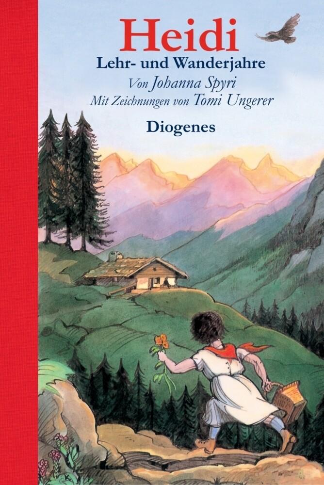 Heidis Lehr- und Wanderjahre als Buch