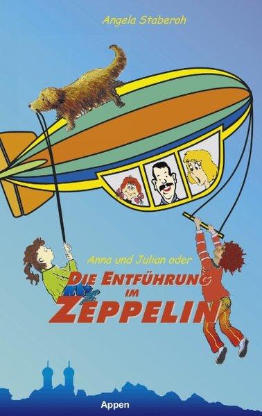 Anna und Julian oder die Entführung im Zeppelin als Buch