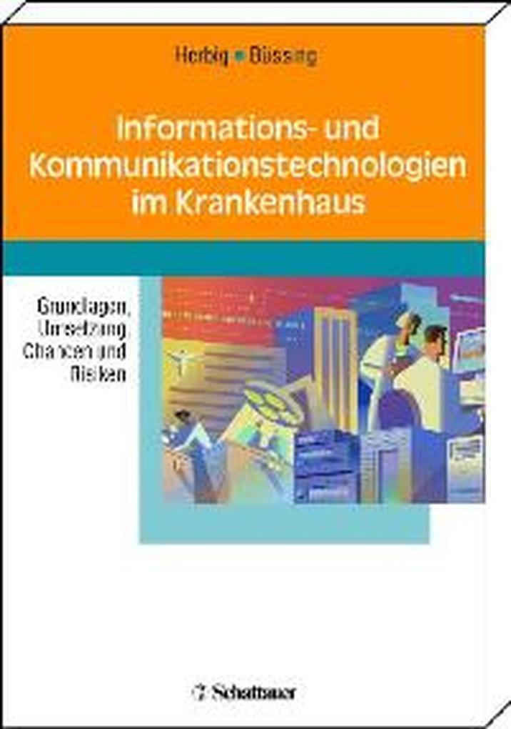 Informations- und Kommunikationstechnologien im Krankenhaus als eBook