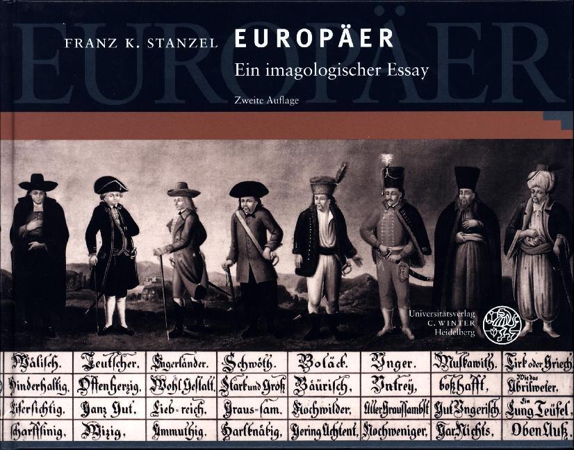 Europäer als Buch