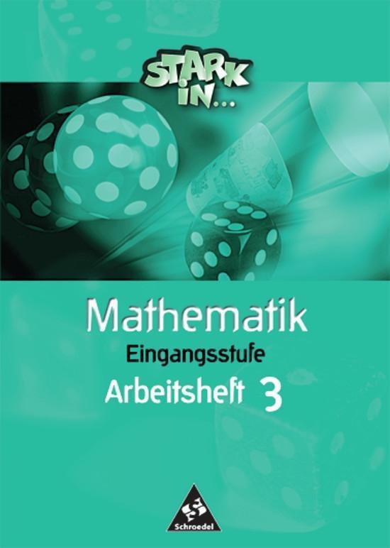 Stark in Mathematik. Unterstufe. Arbeitsheft 3 als Buch