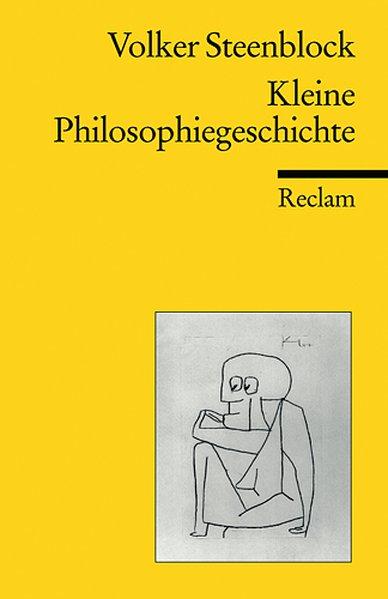 Kleine Philosophiegeschichte als Taschenbuch
