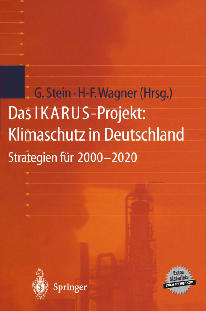 Das IKARUS-Projekt: Klimaschutz in Deutschland als Buch
