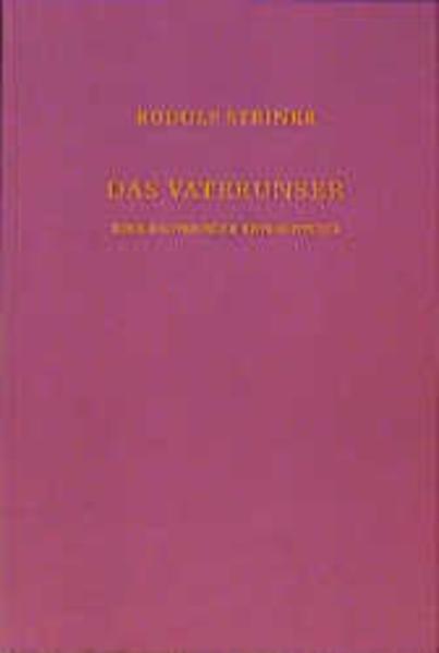 Das Vaterunser als Buch