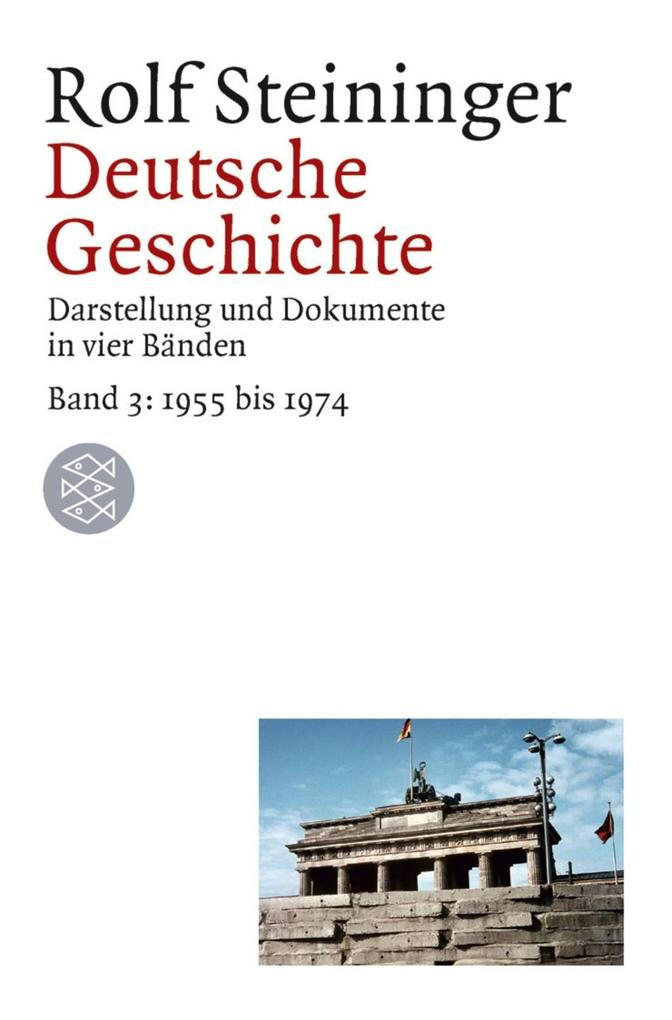 Deutsche Geschichte 3. 1955 bis 1969 als Taschenbuch