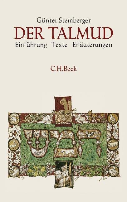 Der Talmud als Buch