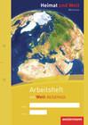 Heimat und Welt Weltatlas. Arbeitsheft Kartenarbeit