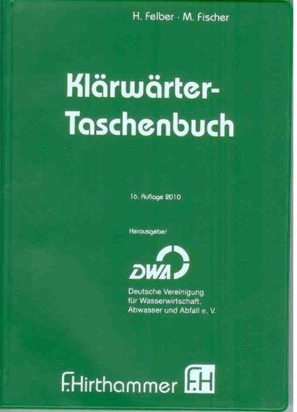 Klärwärter-Taschenbuch als Buch