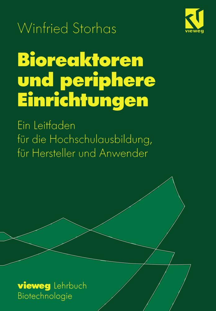 Bioreaktoren und periphere Einrichtungen als Buch