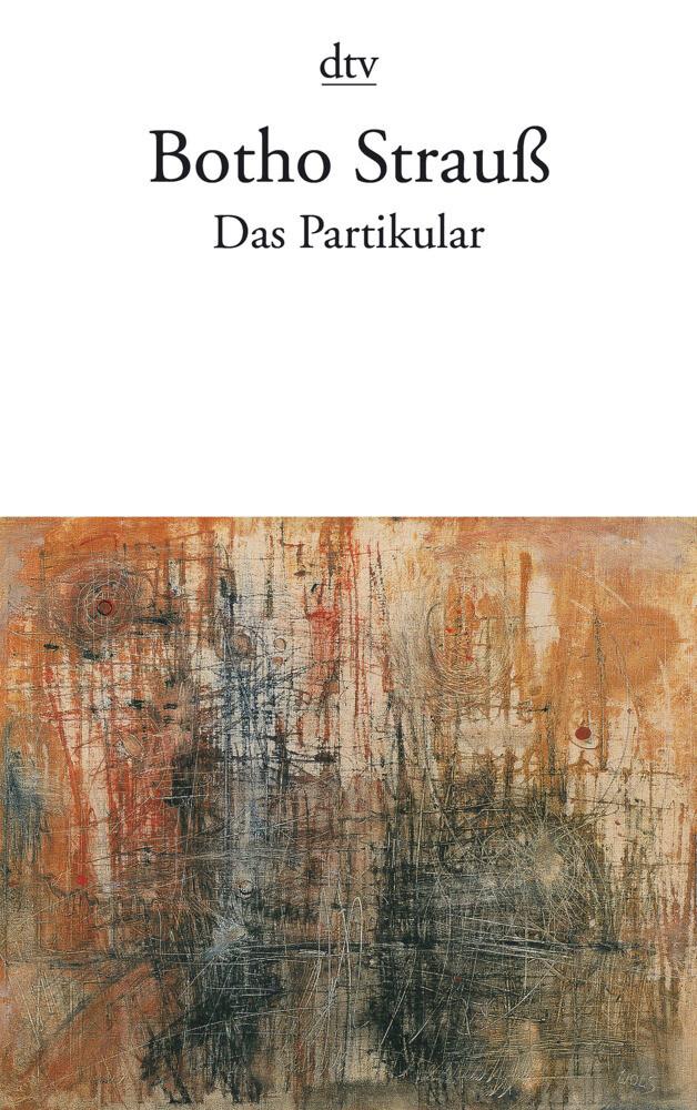 Das Partikular als Taschenbuch