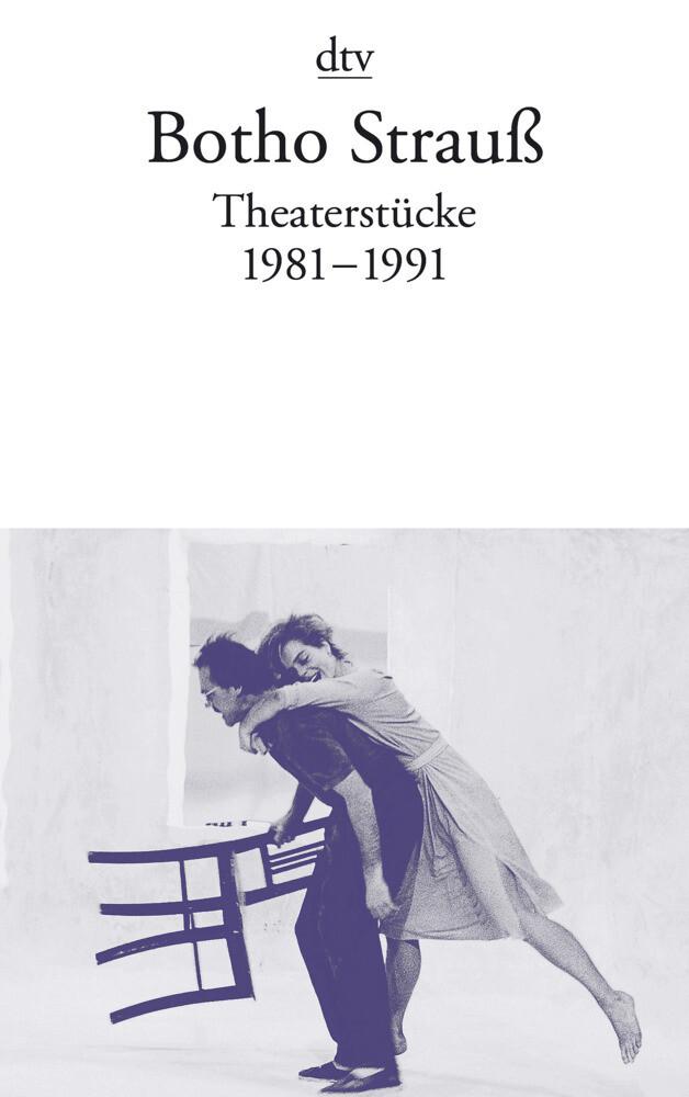 Theaterstücke 2. 1981 - 1991 als Taschenbuch