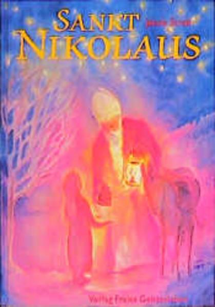 Sankt Nikolaus als Buch