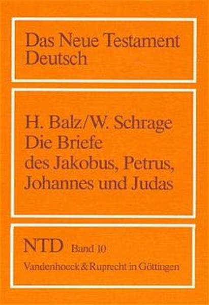 Die' Katholischen' Briefe. Die Briefe des Jakobus, Petrus, Johannes und Judas als Buch