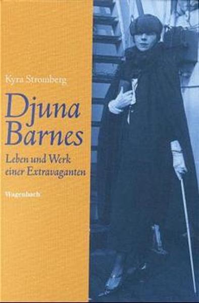 Djuna Barnes als Buch