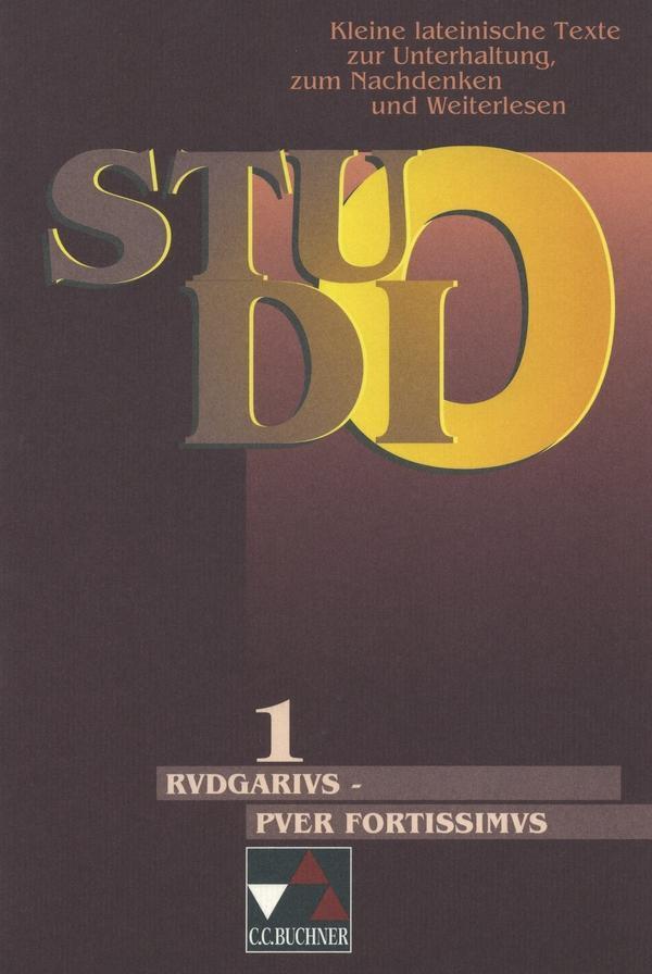 Studio 01. Rudgarius, puer fortissimus als Buch