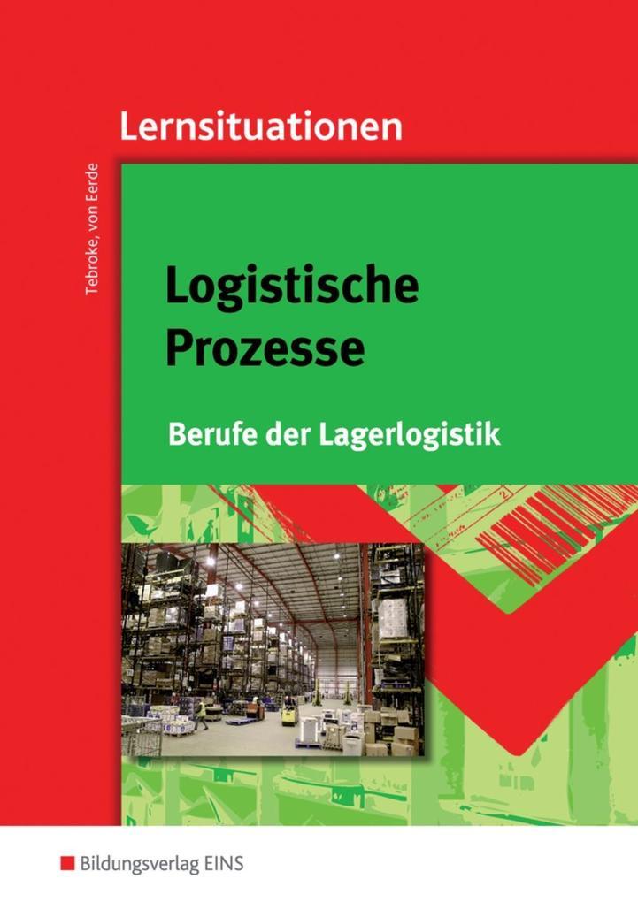 Logistische Prozesse als Buch