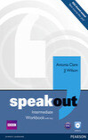 Speakout Intermediate Workbook (with Key) and Audio CD