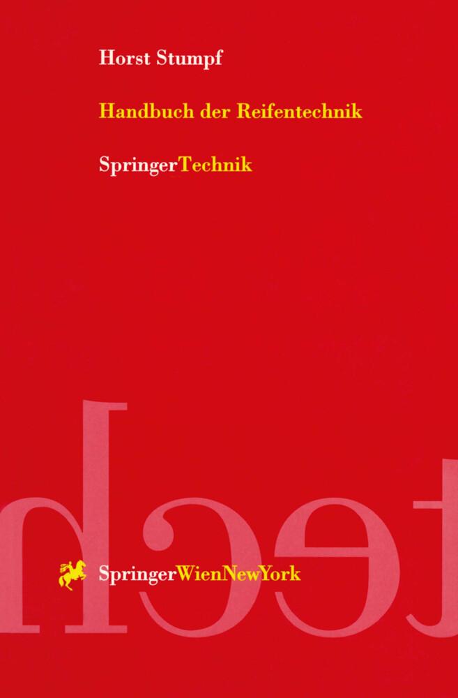 Handbuch der Reifentechnik als Buch