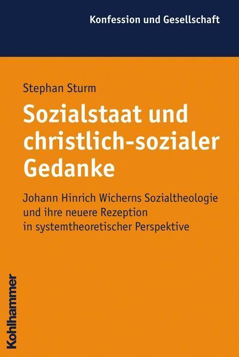 Sozialstaat und christlich-sozialer Gedanke als Buch