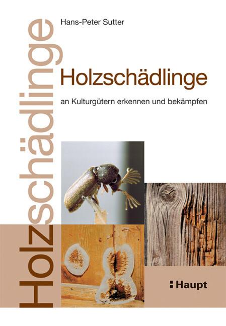 Holzschädlinge an Kulturgütern erkennen und bekämpfen als Buch