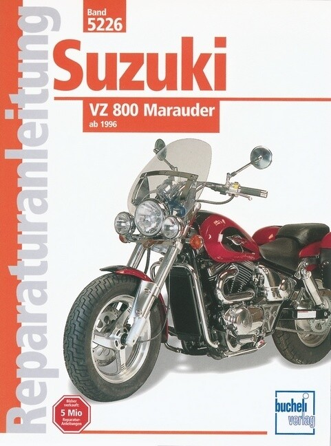 Suzuki VZ 800 Marauder ab 1996 als Buch