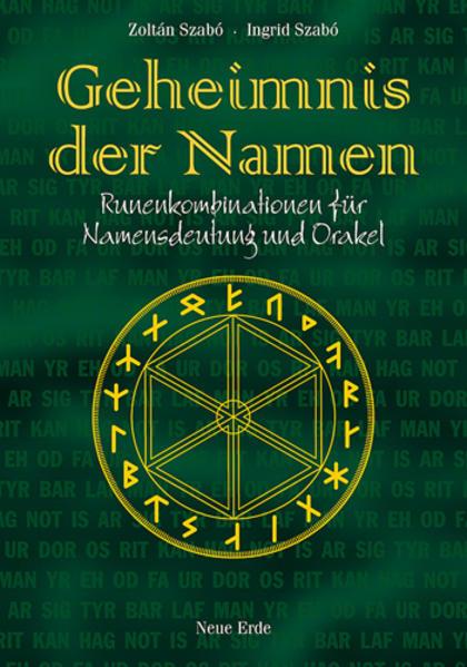 Geheimnis der Namen als Buch