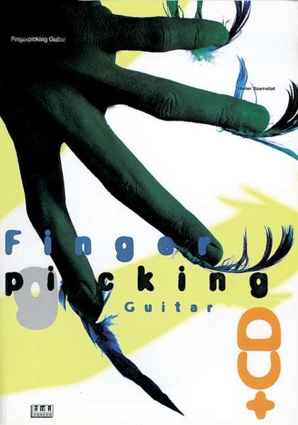 Fingerpicking Guitar. Mit CD als Buch