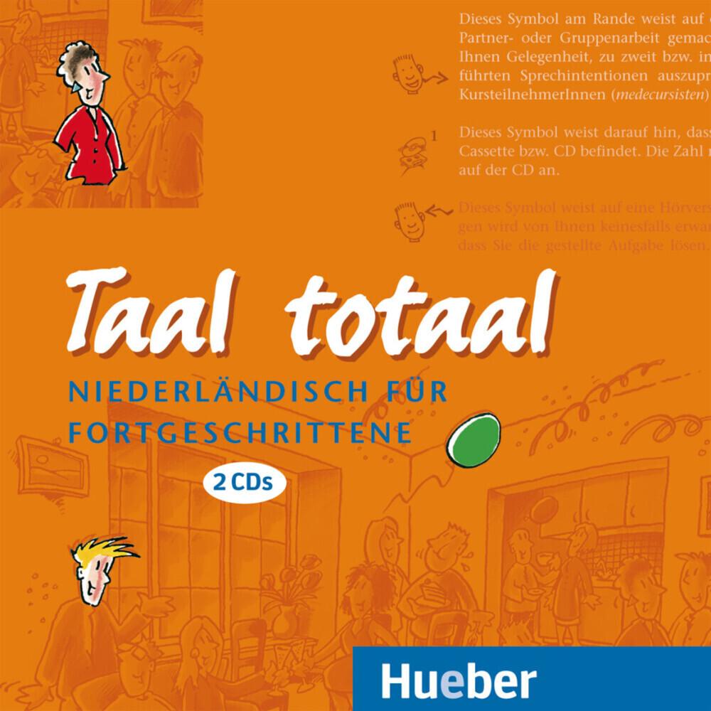 Taal Totaal. 2 CDs als Hörbuch