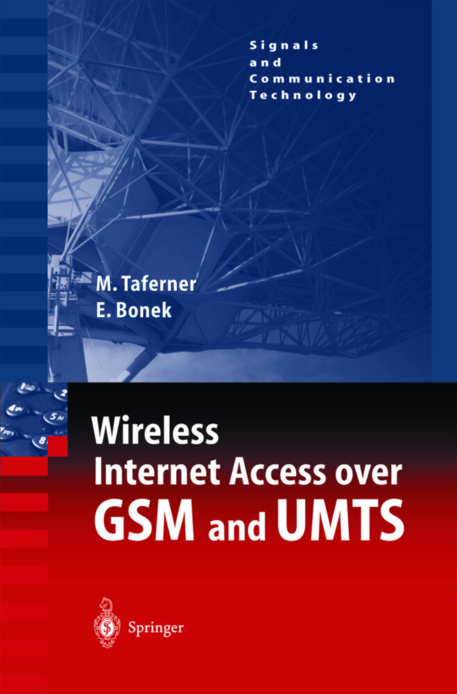 Wireless Internet Access over GSM and UMTS als Buch