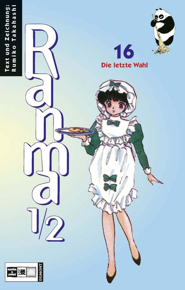 Ranma 1/2 Bd. 16. Die letzte Wahl als Buch