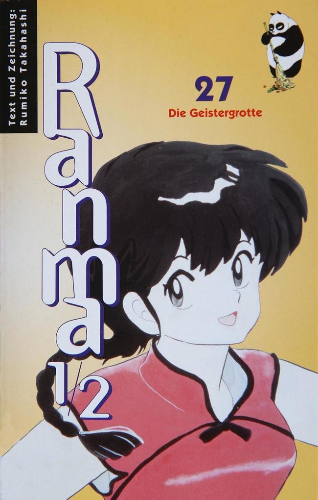 Ranma 1/2 Bd. 27. Die Geistergrotte als Buch