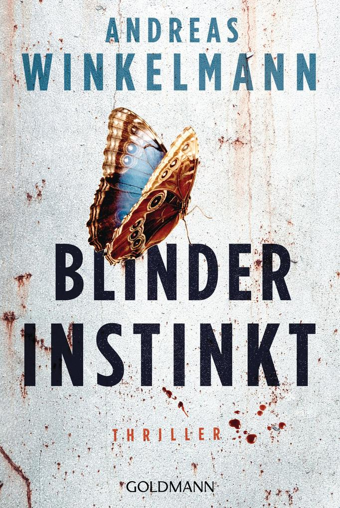 Blinder Instinkt als eBook