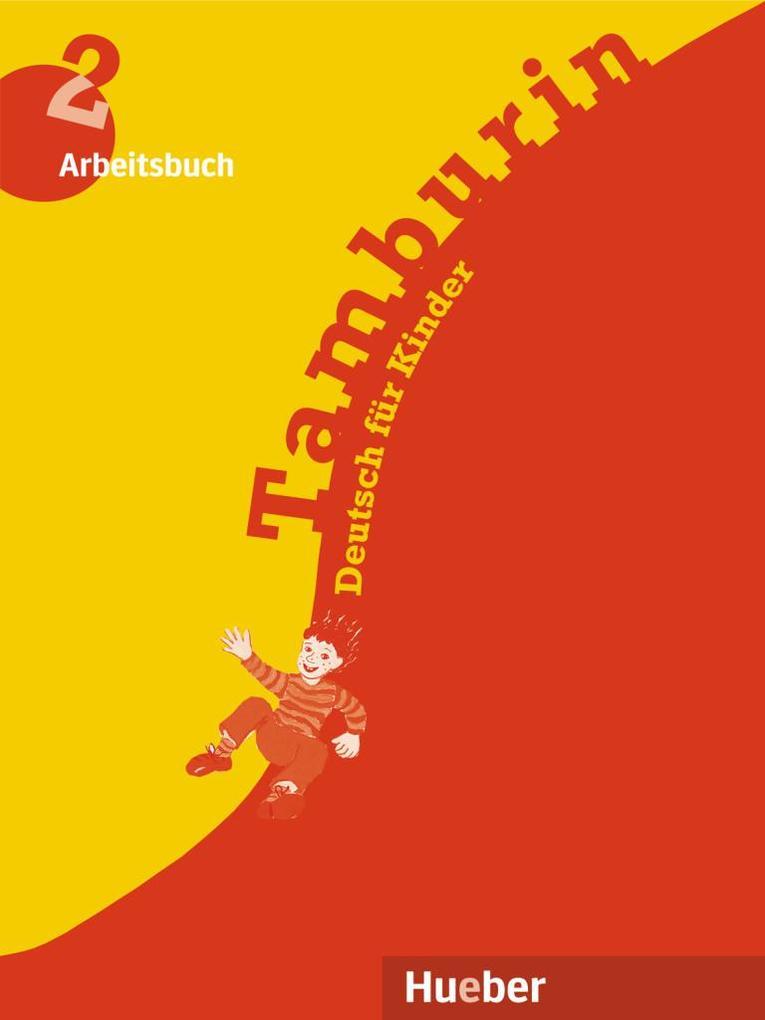 Tamburin 2. Arbeitsbuch. RSR als Buch