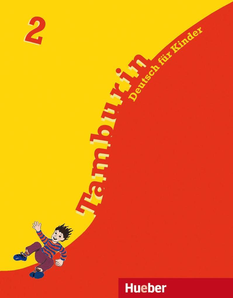Tamburin 2. Lehrbuch als Buch