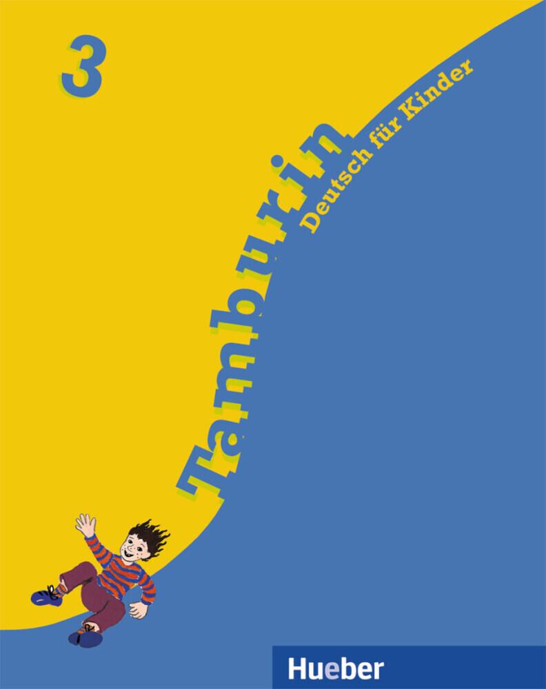 Tamburin 3. Lehrbuch als Buch