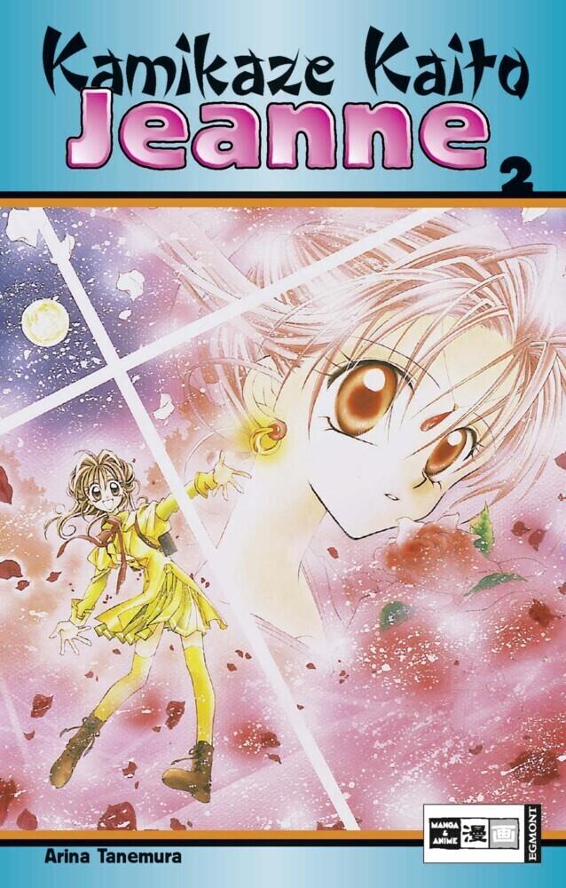 Kamikaze Kaito Jeanne 02 als Buch