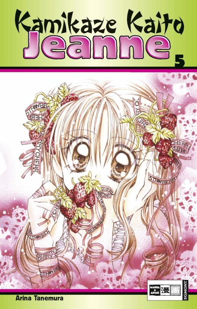 Kamikaze Kaito Jeanne 05 als Buch