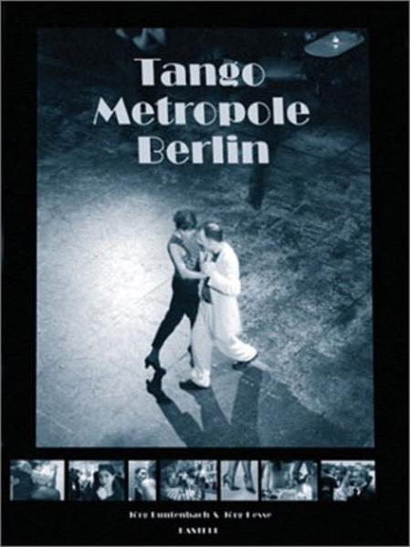 Tango-Metropole Berlin als Buch