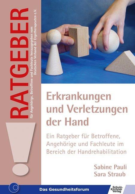 Erkrankungen und Verletzungen der Hand als Buch